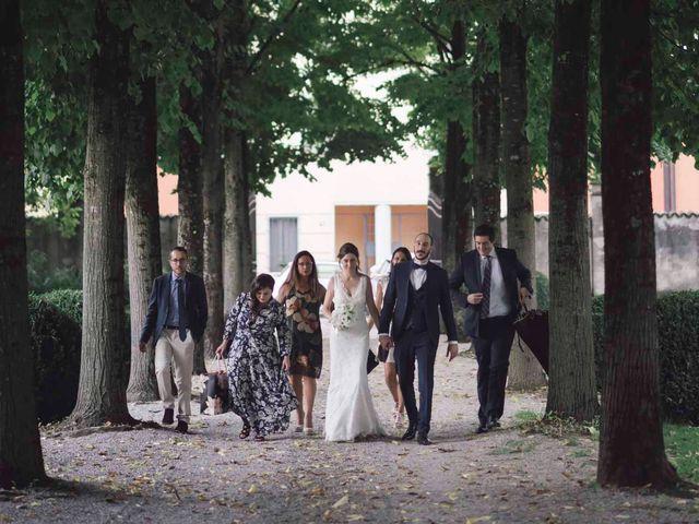 Il matrimonio di Enrico e Giulia a Viadana, Mantova 44