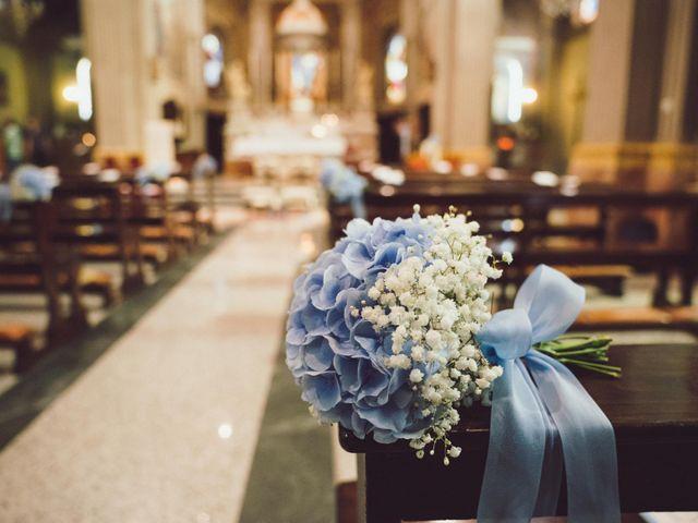 Il matrimonio di Paolo e Alessia a Arese, Milano 21