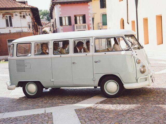 Il matrimonio di Paolo e Alessia a Arese, Milano 23