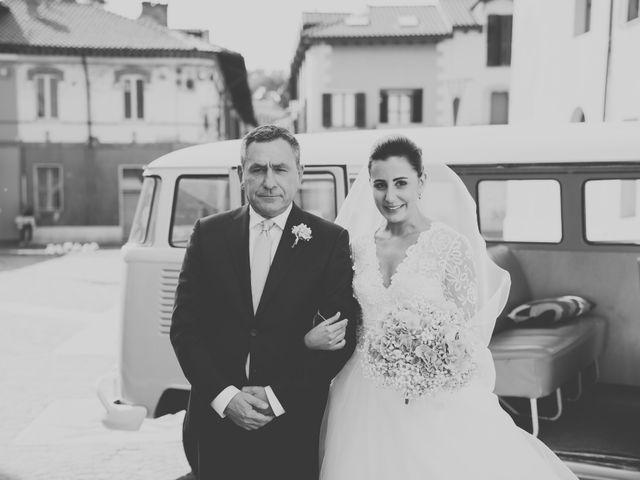 Il matrimonio di Paolo e Alessia a Arese, Milano 25