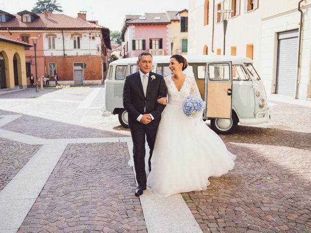 Il matrimonio di Paolo e Alessia a Arese, Milano 26