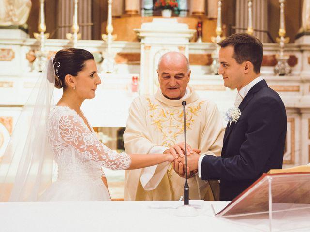 Il matrimonio di Paolo e Alessia a Arese, Milano 27