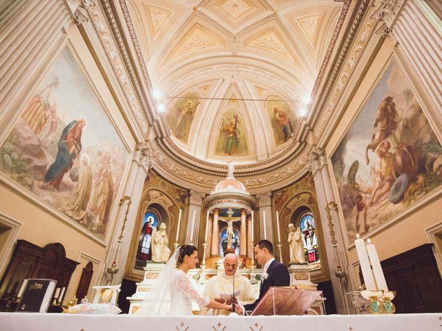 Il matrimonio di Paolo e Alessia a Arese, Milano 28