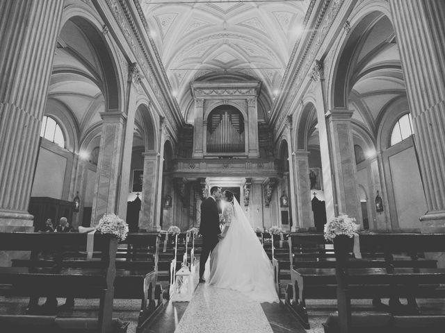 Il matrimonio di Paolo e Alessia a Arese, Milano 31