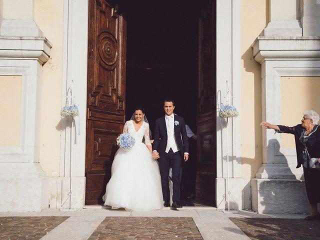 Il matrimonio di Paolo e Alessia a Arese, Milano 32