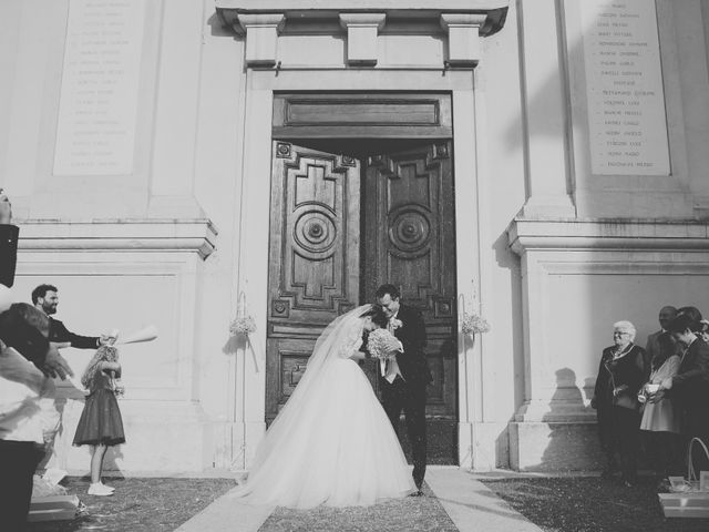 Il matrimonio di Paolo e Alessia a Arese, Milano 33