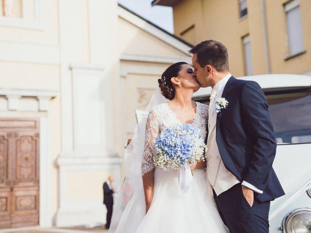 Il matrimonio di Paolo e Alessia a Arese, Milano 34