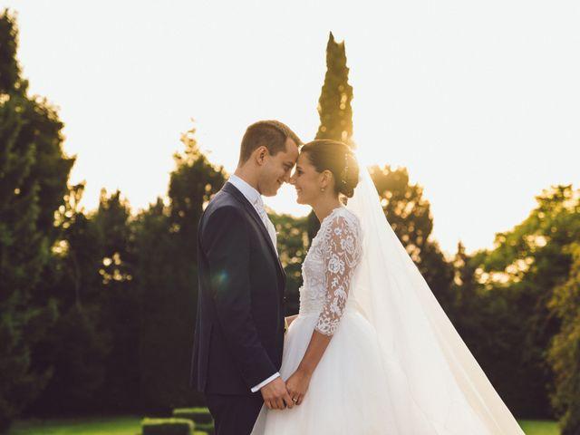 Il matrimonio di Paolo e Alessia a Arese, Milano 1
