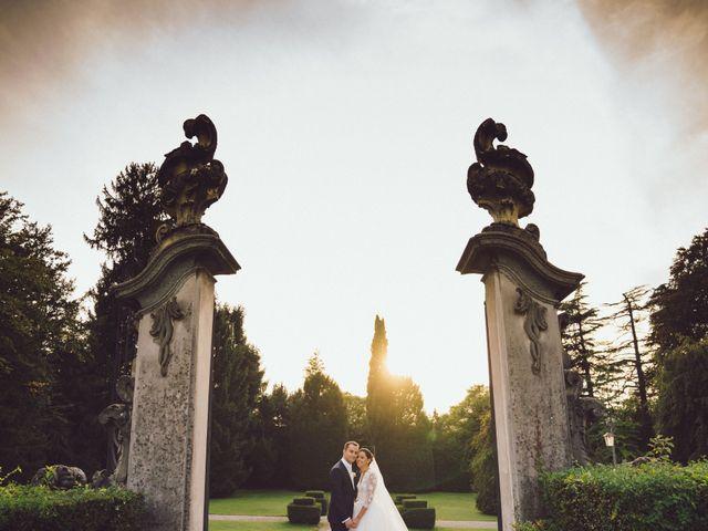 Il matrimonio di Paolo e Alessia a Arese, Milano 2