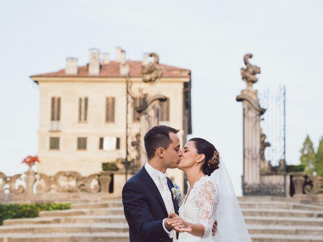 Il matrimonio di Paolo e Alessia a Arese, Milano 39