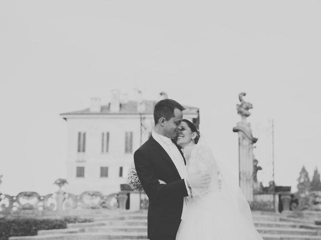 Il matrimonio di Paolo e Alessia a Arese, Milano 40
