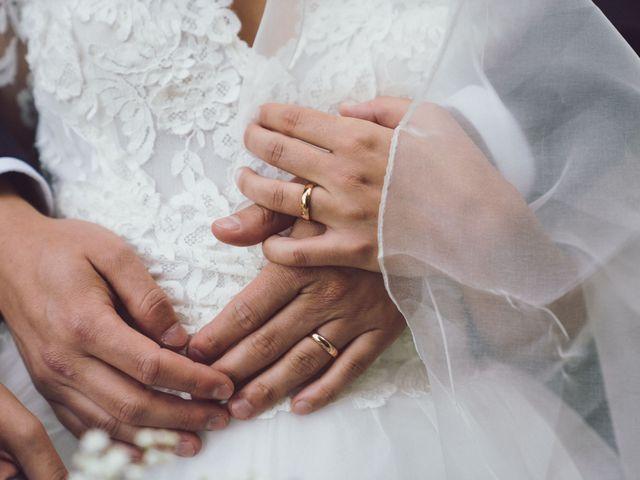 Il matrimonio di Paolo e Alessia a Arese, Milano 41
