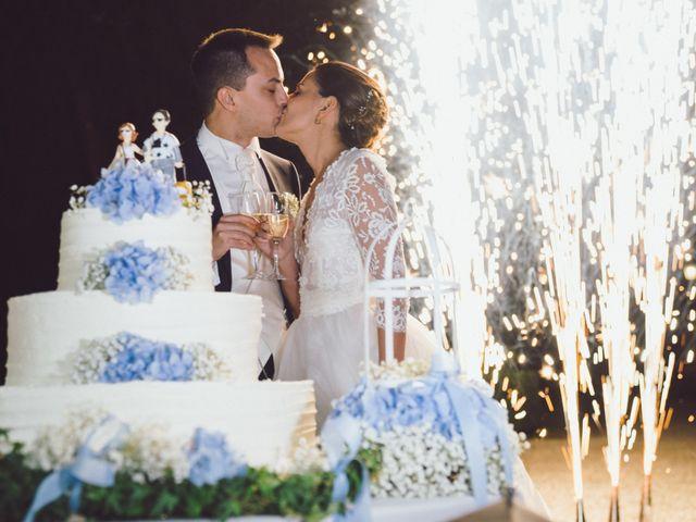 Il matrimonio di Paolo e Alessia a Arese, Milano 54