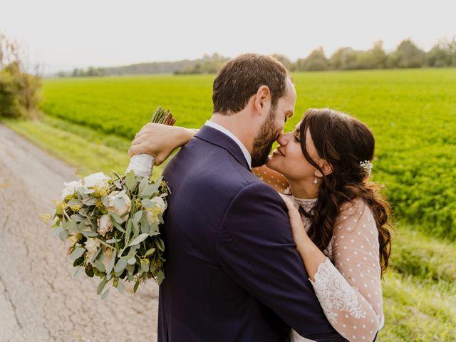 Il matrimonio di Daniele e Cinzia a Rubiera, Reggio Emilia 32