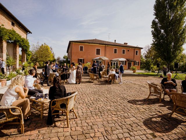 Il matrimonio di Daniele e Cinzia a Rubiera, Reggio Emilia 44