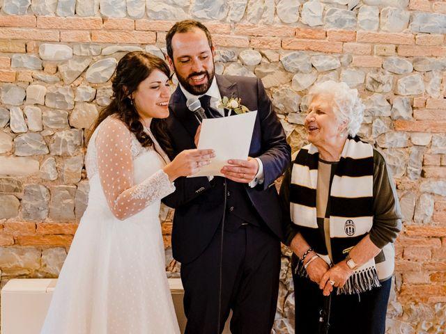 Il matrimonio di Daniele e Cinzia a Rubiera, Reggio Emilia 71