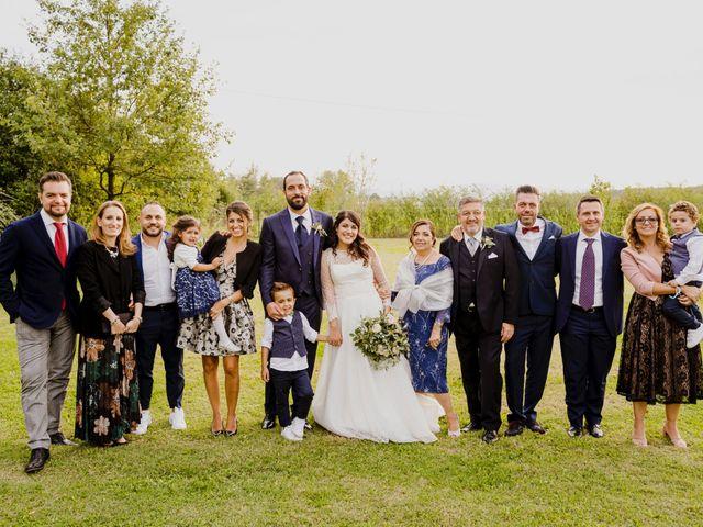 Il matrimonio di Daniele e Cinzia a Rubiera, Reggio Emilia 74