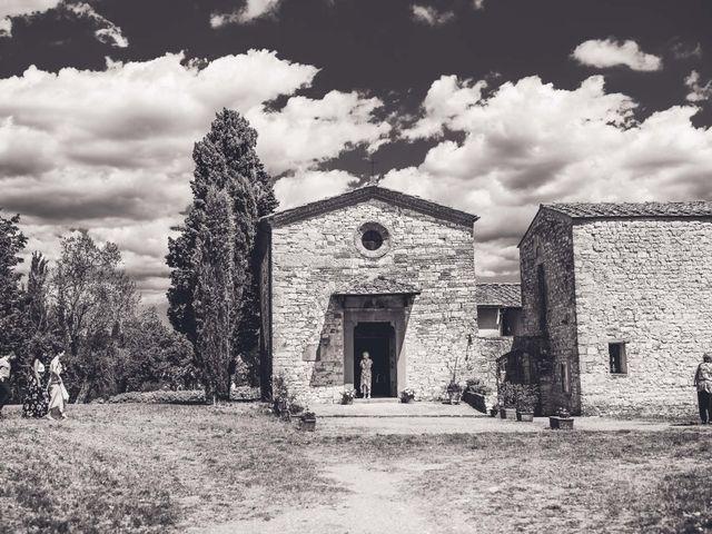 Il matrimonio di Lorenzo e Beatrice a San Casciano in Val di Pesa, Firenze 26