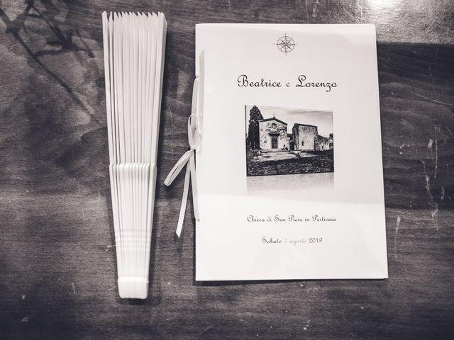 Il matrimonio di Lorenzo e Beatrice a San Casciano in Val di Pesa, Firenze 28
