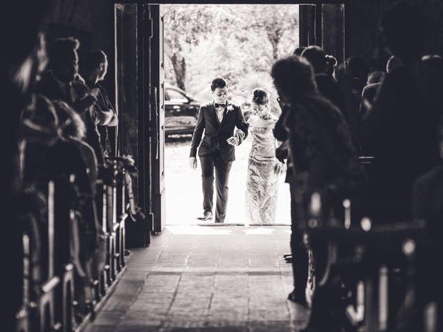 Il matrimonio di Lorenzo e Beatrice a San Casciano in Val di Pesa, Firenze 32