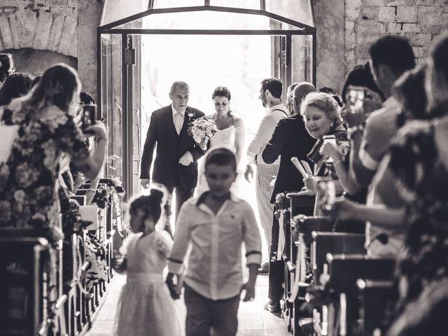 Il matrimonio di Lorenzo e Beatrice a San Casciano in Val di Pesa, Firenze 36