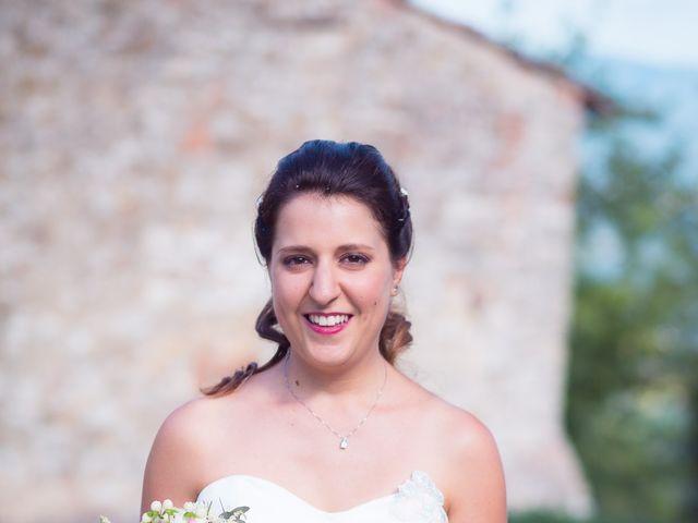 Il matrimonio di Lorenzo e Beatrice a San Casciano in Val di Pesa, Firenze 42