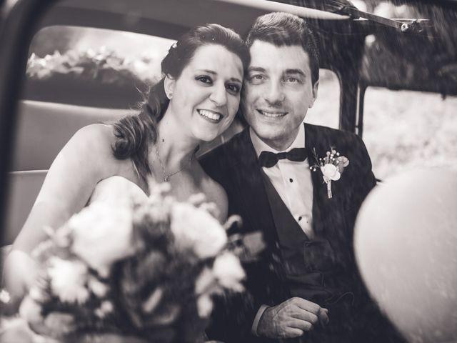 Il matrimonio di Lorenzo e Beatrice a San Casciano in Val di Pesa, Firenze 43