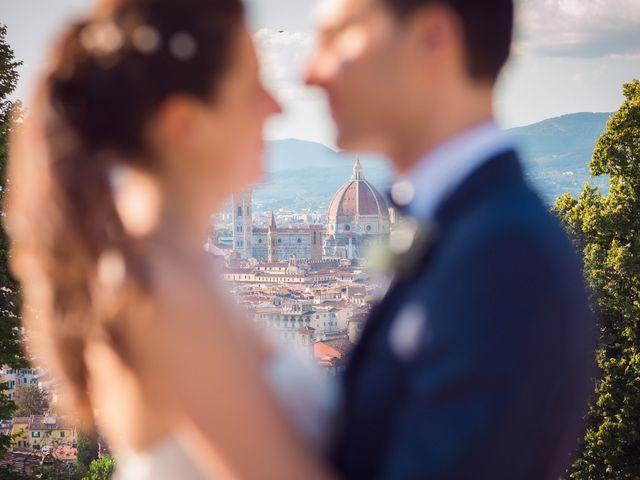 Il matrimonio di Lorenzo e Beatrice a San Casciano in Val di Pesa, Firenze 47