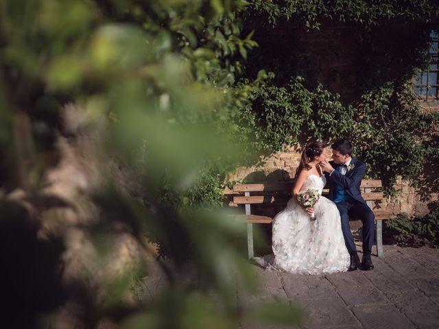 Il matrimonio di Lorenzo e Beatrice a San Casciano in Val di Pesa, Firenze 50