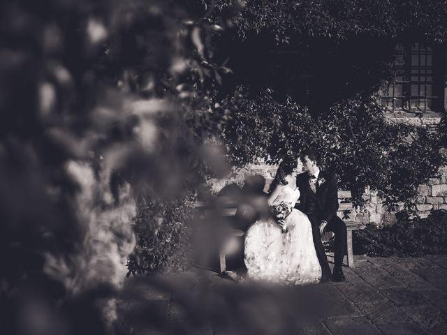 Il matrimonio di Lorenzo e Beatrice a San Casciano in Val di Pesa, Firenze 51