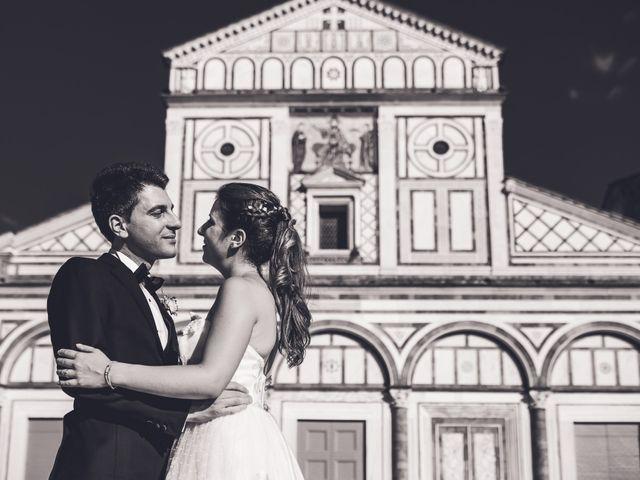 Il matrimonio di Lorenzo e Beatrice a San Casciano in Val di Pesa, Firenze 54