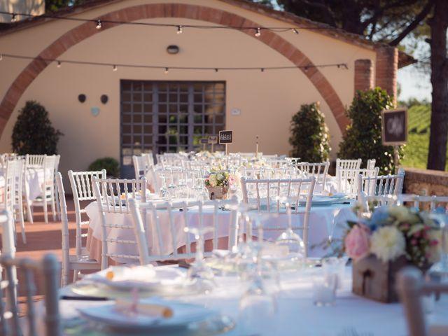 Il matrimonio di Lorenzo e Beatrice a San Casciano in Val di Pesa, Firenze 66