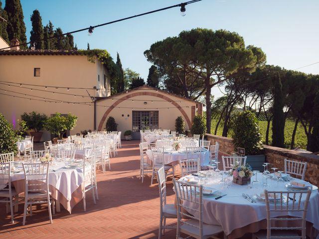 Il matrimonio di Lorenzo e Beatrice a San Casciano in Val di Pesa, Firenze 67