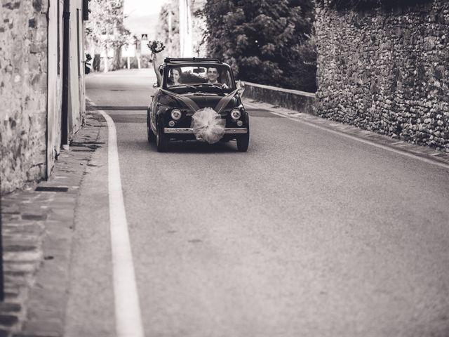 Il matrimonio di Lorenzo e Beatrice a San Casciano in Val di Pesa, Firenze 68