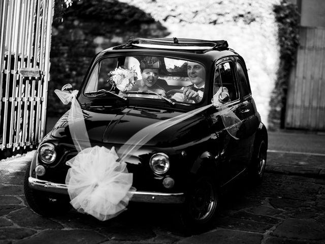 Il matrimonio di Lorenzo e Beatrice a San Casciano in Val di Pesa, Firenze 69
