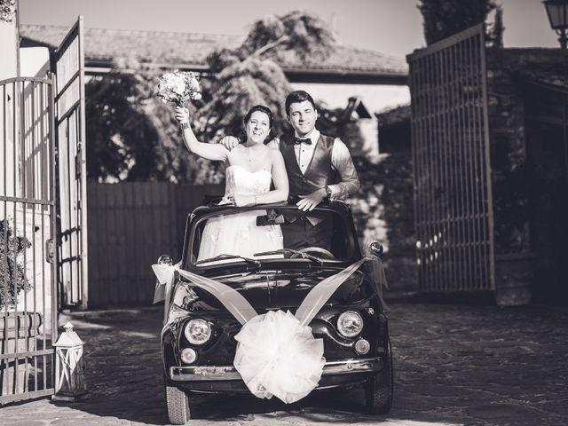 Il matrimonio di Lorenzo e Beatrice a San Casciano in Val di Pesa, Firenze 70