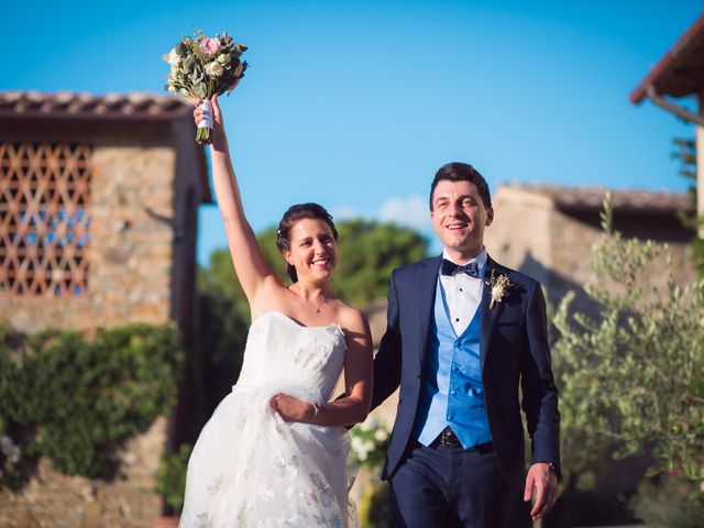 Il matrimonio di Lorenzo e Beatrice a San Casciano in Val di Pesa, Firenze 71