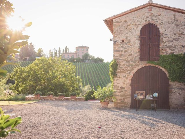 Il matrimonio di Lorenzo e Beatrice a San Casciano in Val di Pesa, Firenze 73