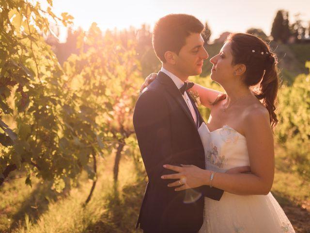 Il matrimonio di Lorenzo e Beatrice a San Casciano in Val di Pesa, Firenze 75