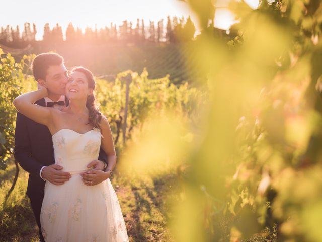 Il matrimonio di Lorenzo e Beatrice a San Casciano in Val di Pesa, Firenze 76