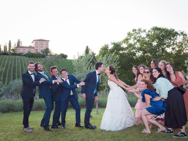 Il matrimonio di Lorenzo e Beatrice a San Casciano in Val di Pesa, Firenze 79