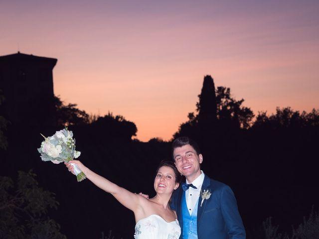 Il matrimonio di Lorenzo e Beatrice a San Casciano in Val di Pesa, Firenze 82
