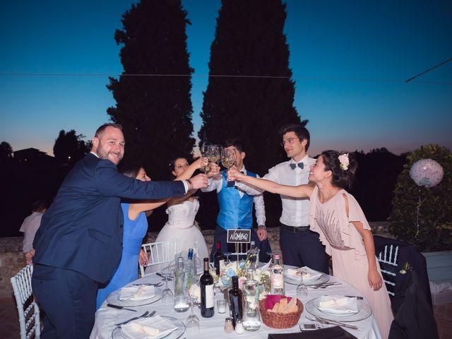 Il matrimonio di Lorenzo e Beatrice a San Casciano in Val di Pesa, Firenze 84