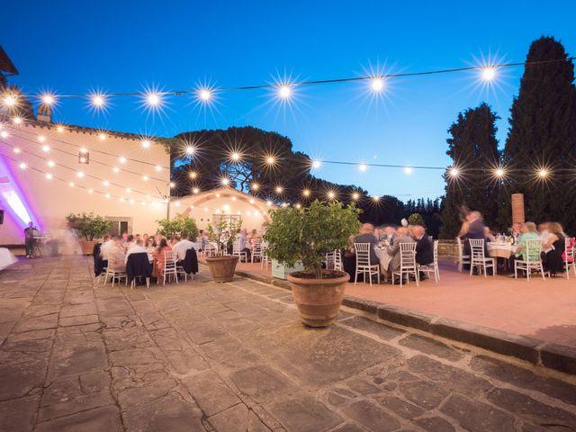 Il matrimonio di Lorenzo e Beatrice a San Casciano in Val di Pesa, Firenze 85