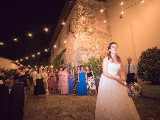 Il matrimonio di Lorenzo e Beatrice a San Casciano in Val di Pesa, Firenze 88