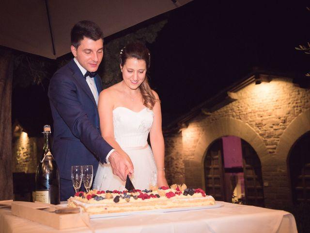 Il matrimonio di Lorenzo e Beatrice a San Casciano in Val di Pesa, Firenze 95