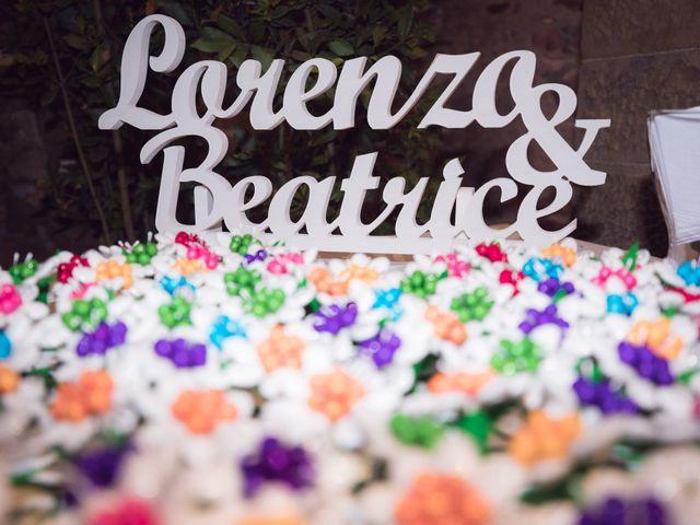 Il matrimonio di Lorenzo e Beatrice a San Casciano in Val di Pesa, Firenze 97