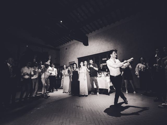 Il matrimonio di Lorenzo e Beatrice a San Casciano in Val di Pesa, Firenze 98