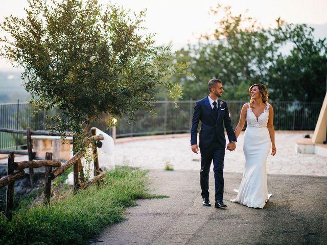Il matrimonio di Stefano e Alessia a Lamezia Terme, Catanzaro 107