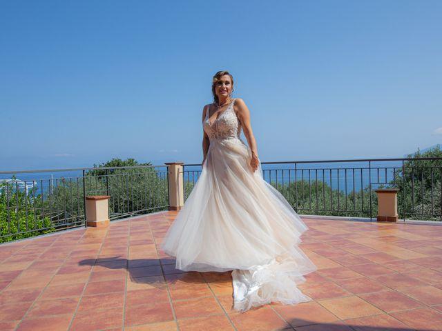 Il matrimonio di Corrado e Marta a Taormina, Messina 2